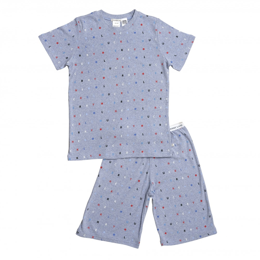 Huckleberry Teen PJ