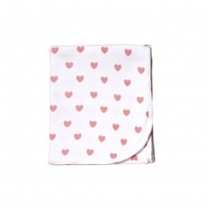 Pink Loveheart Wrap