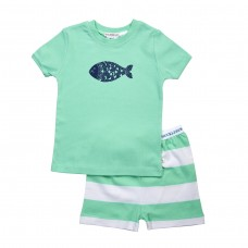 Green Fish Pj