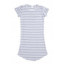 Women's Cobalt Stripe Nightie