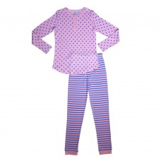 Womens Blue Spot PJ