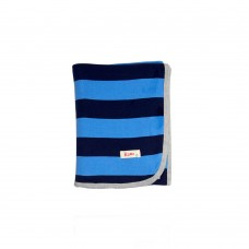 Blue Stripe Wrap