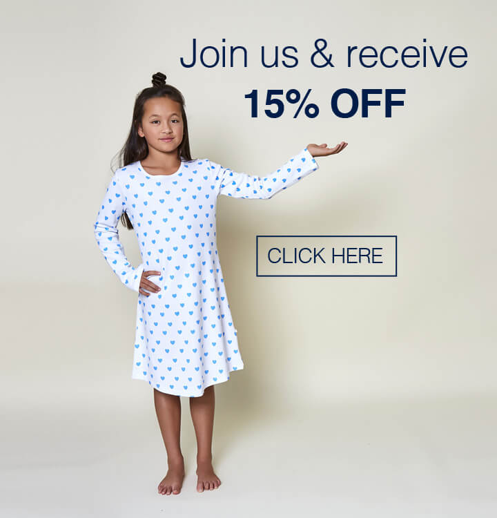 Join us for 15% OFF