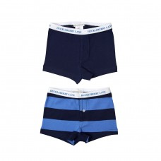 Blue Stripe Boxer Sets