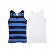 Boys 2 pack Singlet Set