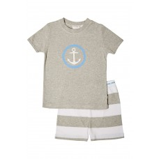 Grey Anchor PJ
