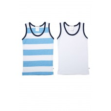 Sky Stripe Singlet Sets