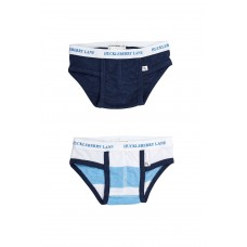 Sky Stripe Brief Sets