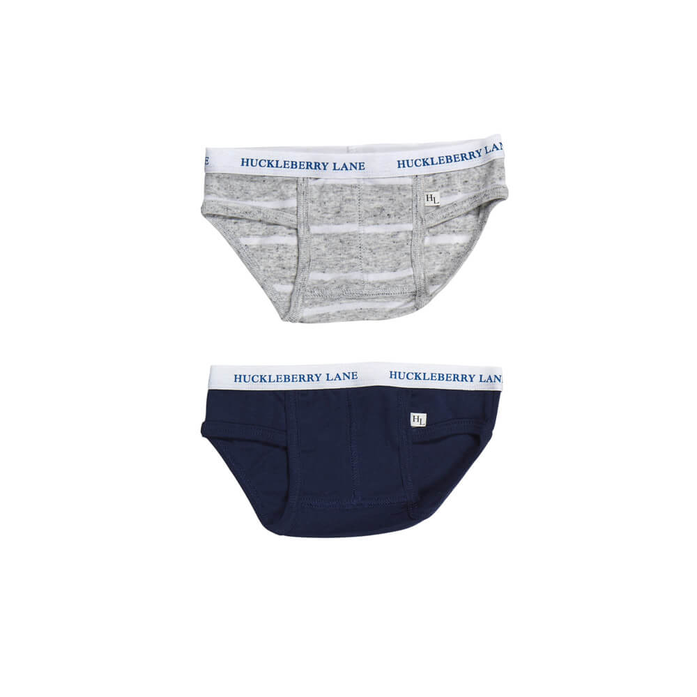 Boys 2 Pack Brief Set