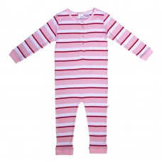 Multi Stripe Onesie