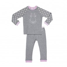 Grey Cat PJ