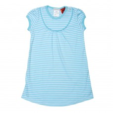 Aqua Stripe Nightie