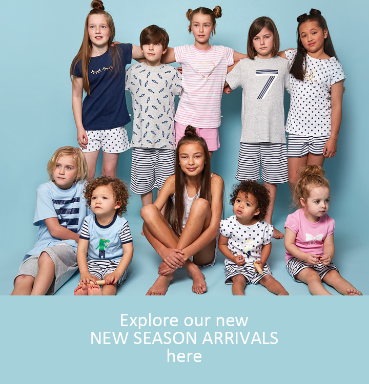 2018 New Season Arrivals available in store now