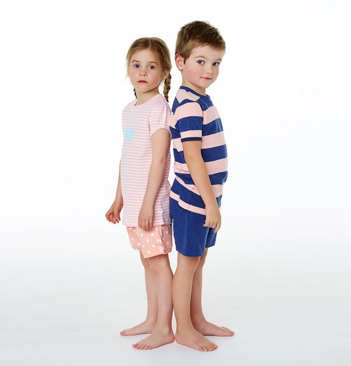 Gir and Boy Standing