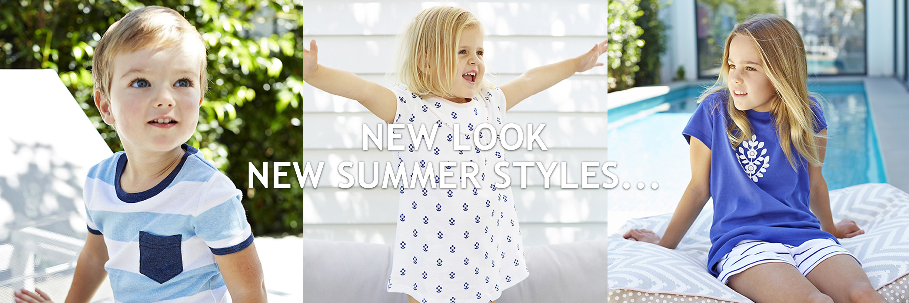 New Look New Summer Styles