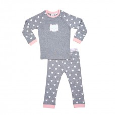 Grey Marle Cat Pj