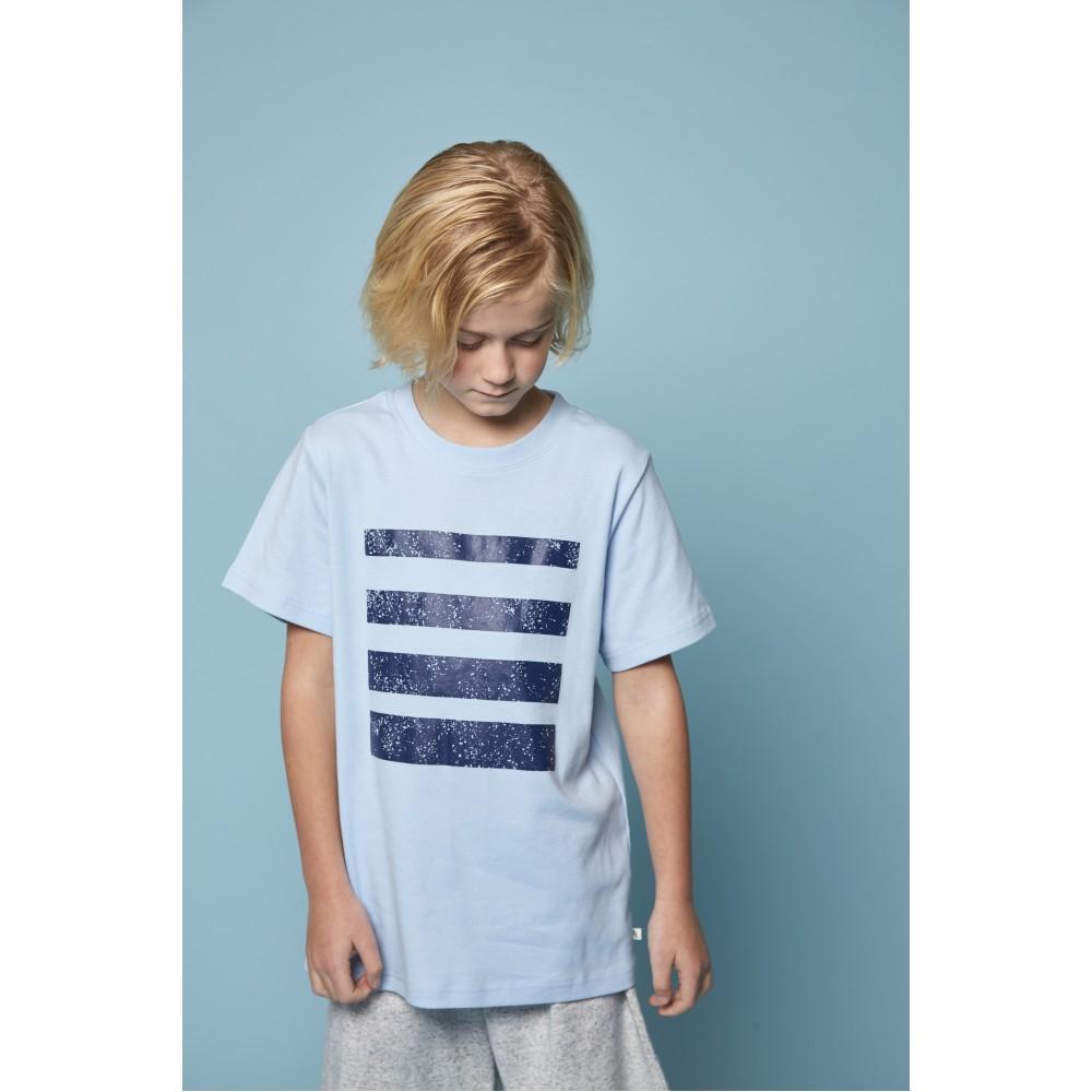 Striped Print Teen PJ