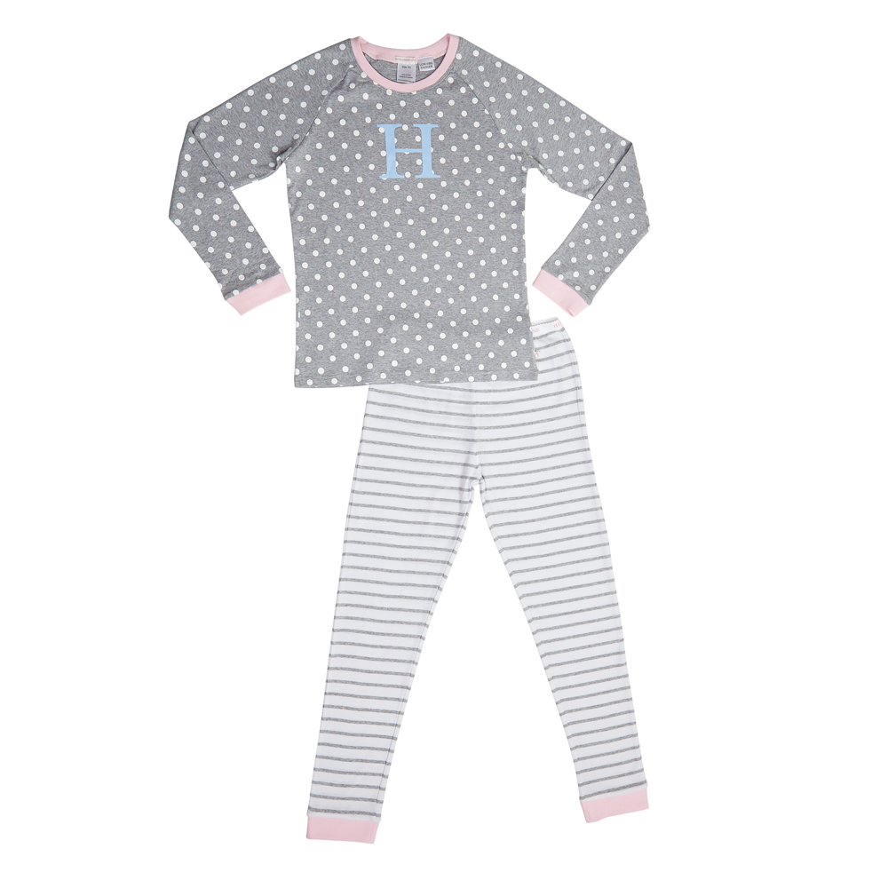 Grey Spot HL Teen PJ