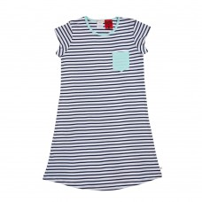 Blue Stripe Teen Nightie PJ