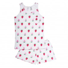 Strawberry Singlet PJ