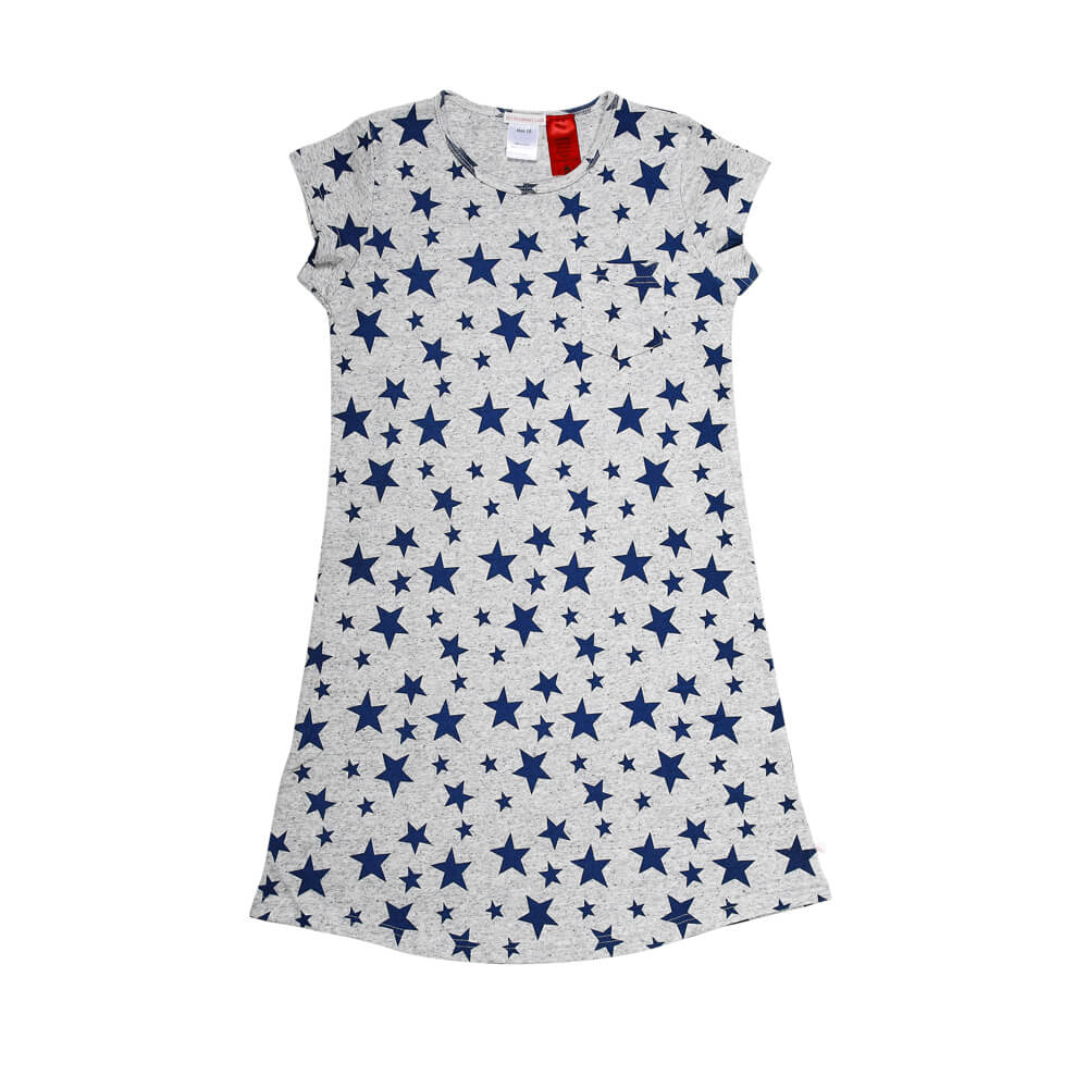 Navy Star Nightie