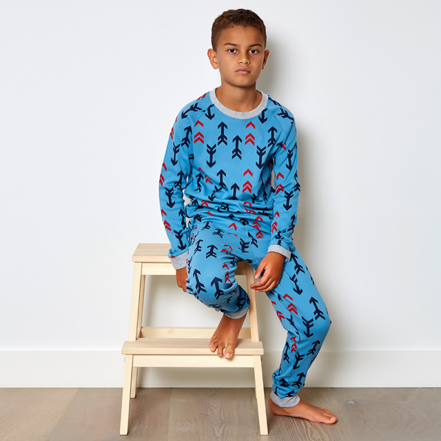 Boys Arrow Teen PJs